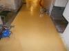 oprava podlahy Pivovar Klášter 2014